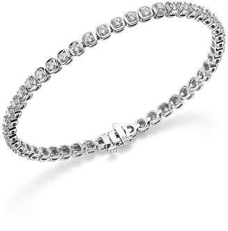 Bloomingdale's Diamond Tennis Bracelet in 14K White Gold, 2.0 ct. t.w.