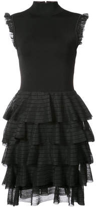 Alice + Olivia Alice+Olivia ruffled dress