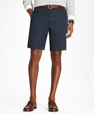 Brooks Brothers Plain Front Stretch Advantage Chino Shorts