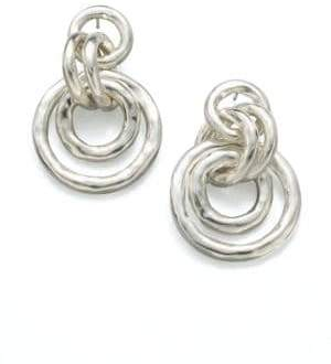 Ippolita Glamazon Sterling Silver Mini Jet Set Drop Earrings