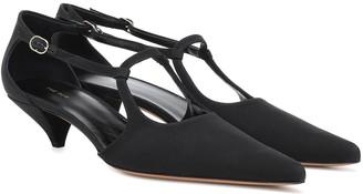 The Row Bourgoise Salome kitten-heel pumps