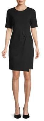 Maggy London Roundneck Sheath Dress