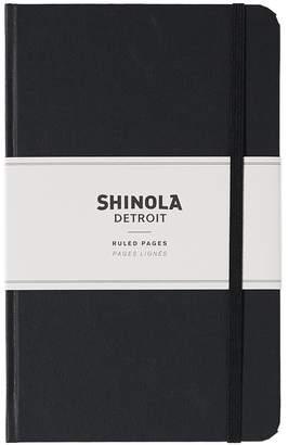 Shinola Medium Lined Journal
