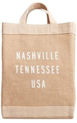 Apolis Nashville Simple Market Bag