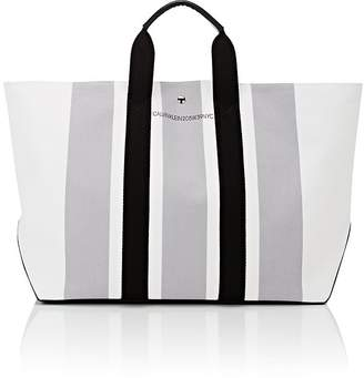 Calvin Klein Men's Striped East/West Tote Bag