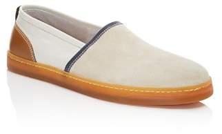 George Brown Baldwin Color Block Slip On Sneakers