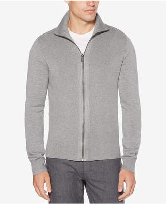 Perry Ellis Men's Full-Zip Sweater