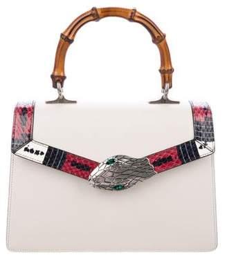 Gucci 2017 Small Lilith Top Handle Bag