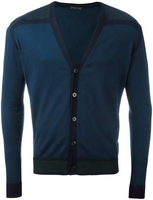 Etro buttoned V-neck cardigan