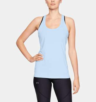 Under Armour Women's HeatGear Racer Tank