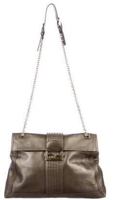 Fendi Maxi Baguette Flap Bag