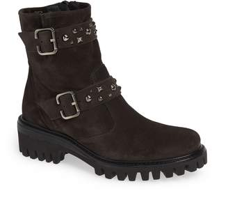 Paul Green Veronia Studded Buckle Boot