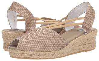 Sesto Meucci 858 Women's Wedge Shoes