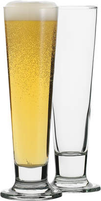 Set of 4 Ecology 420ml Beer Pilsners