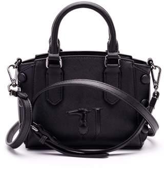 Trussardi Melissa Faux Leather Mini Bag