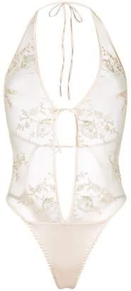 Belle Et Bon Bon sheer lace body