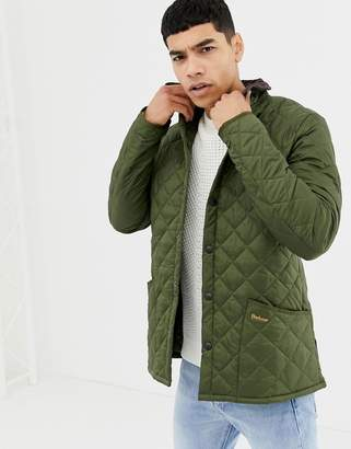 7fe5f60285f Barbour Heritage Liddesdale quilted jacket in olive