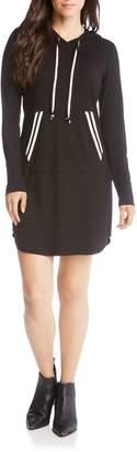 Karen Kane Varsity Stripe Minidress