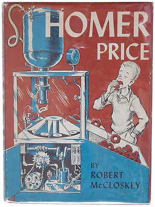 One Kings Lane Vintage Robert McCloskey's Homer Price