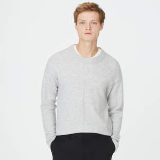 Club Monaco Front Rib Crew Sweater