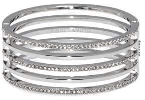 Vince Camuto Crystal Alternate Cuff Bracelet