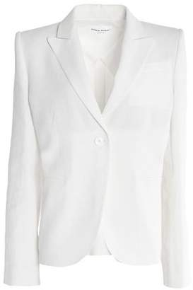 Sonia Rykiel Linen And Ramie-Blend Blazer