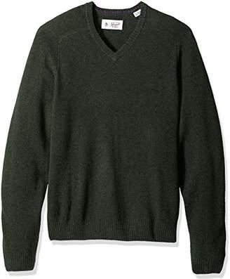 Original Penguin Men's P55 100% Lambswool V-Neck Sweater