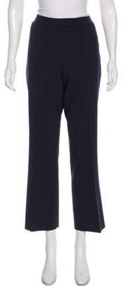 Ralph Lauren Mid-Rise Wide-Leg Pants