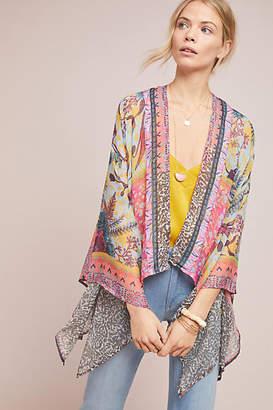 Elizabeth Gillett Belinda Floral Kimono