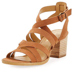 Splendid Bevin Leather Strappy Sandal