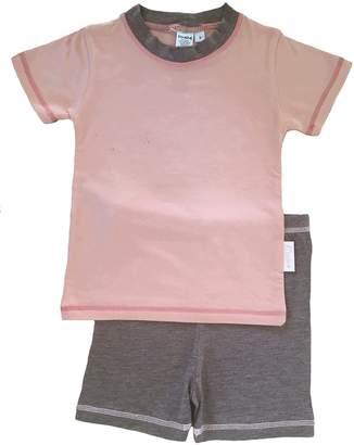 Snoozers Bamboo Children's Short Pajama Set by Timeke