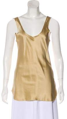 Nili Lotan Philippe Silk Top w/ Tags