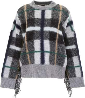 Stella McCartney Check Pullover