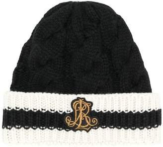 Lauren Ralph Lauren knitted beanie