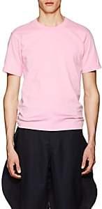 Comme des Garcons Men's Classic Cotton Short-Sleeve T-Shirt - Pink
