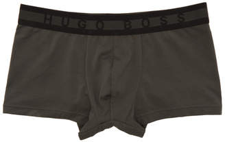 BOSS Grey Urban Boxer Briefs