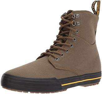 Dr. Martens Men's Winsted Mid Canvas Ankle Boot