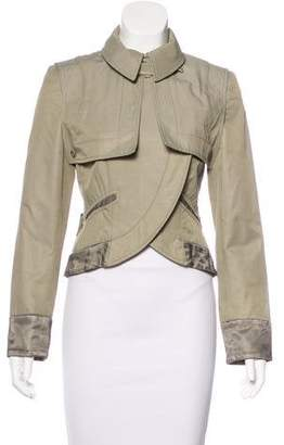 Stella McCartney Double-Breasted Button-Up Jacket