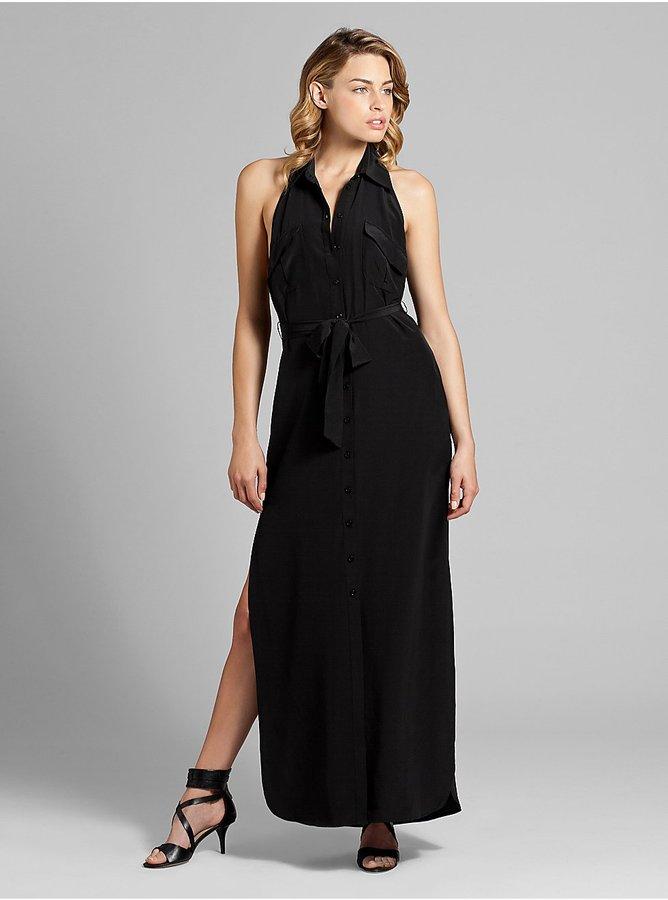 Shalin Halter Maxi Dress