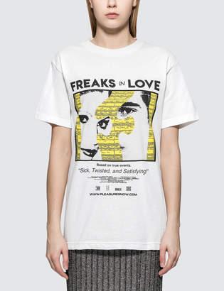 Pleasures Freaks S/S T-Shirt