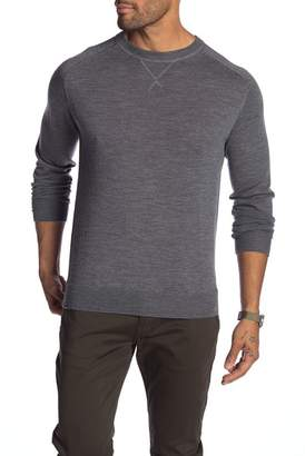 Good Man Brand Solid Extra Fine Merino Wool Crew Neck Sweater