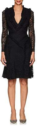 Altuzarra Women's Ourika Ruffled Lace Dress