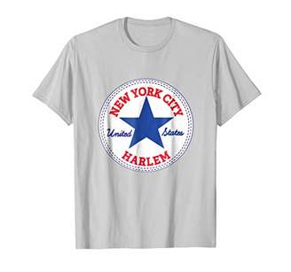 New York City HARLEM T-Shirt NYC USA United States Tee