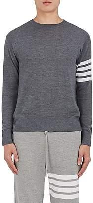 Thom Browne Men's Block-Striped Wool Sweater