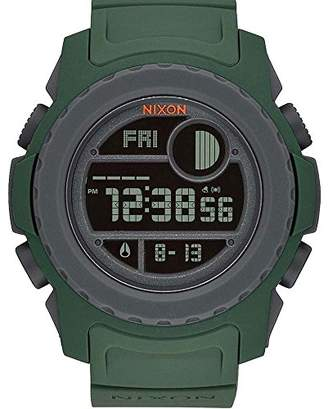 Nixon Unisex Watch Digital Quartz Plastic A9212311