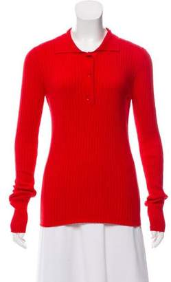 Organic by John Patrick Knit Long Sleeve Top