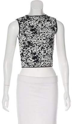 Timo Weiland Sleeveless Crop Top