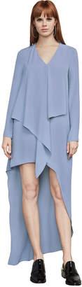 BCBGMAXAZRIA Kyndal Asymmetrical Dress