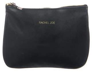 Rachel Zoe Leather Zip Pouch