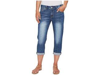 Rock and Roll Cowgirl Boyfriend in Medium Vintage W5-2337 Women's Jeans